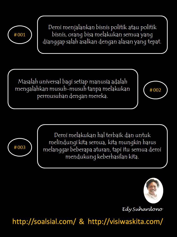 Edy  Suhardono Quotation #002